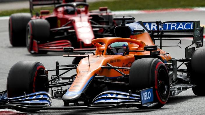 Sainz laments poor start that derailed Spanish Grand Prix