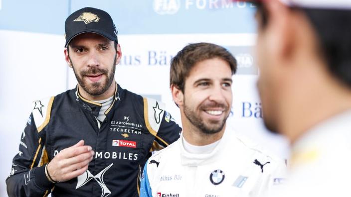 Formule E : Vergne fera équipe avec da Costa chez Techeetah