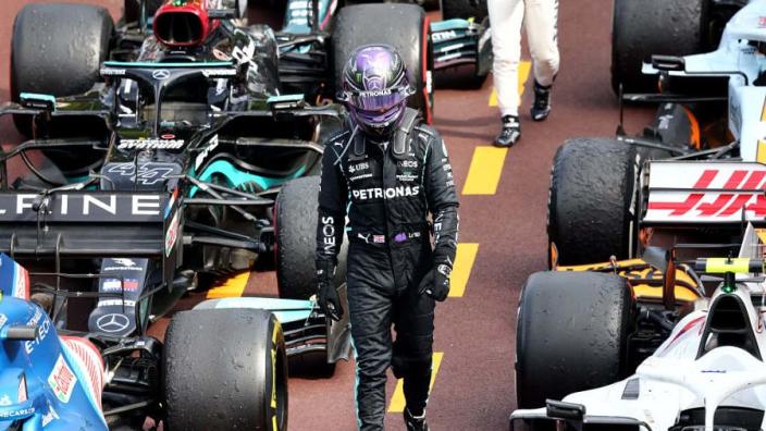 Hamilton wil bedrijf opzetten: 'Net zo opwindend is als Formule 1'