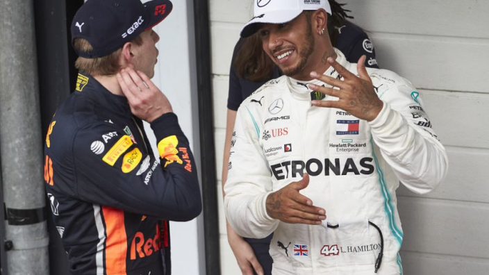 Verstappen expects Hamilton to continue at Mercedes