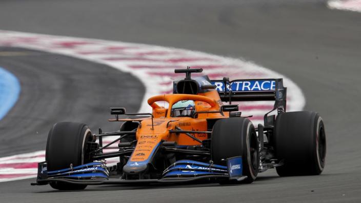 Ricciardo relief after finally making progress with McLaren