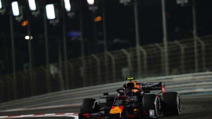 """Albon niet geheel tevreden over Abu Dhabi: """"We gaan er naar kijken"""""""