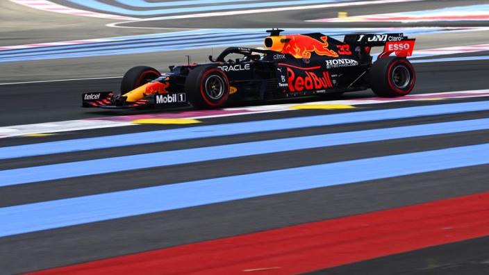 Mercedes en Red Bull klagen over 'gele broodjes' op Circuit Paul Ricard
