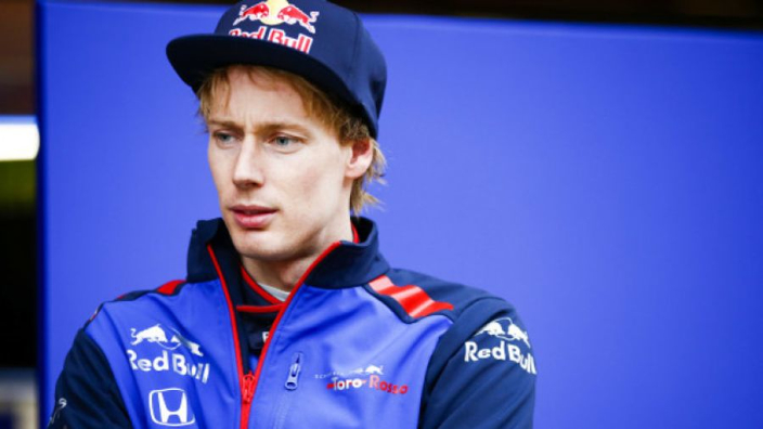 Hartley laments 'unfinished business' in F1