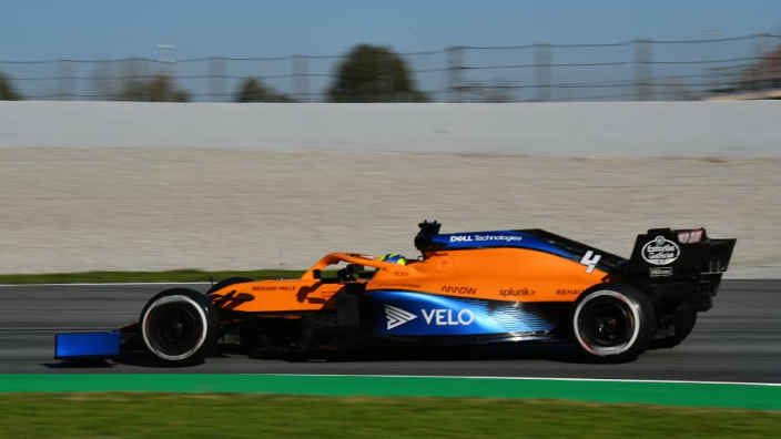 McLaren press on with Mercedes engine switch despite crisis