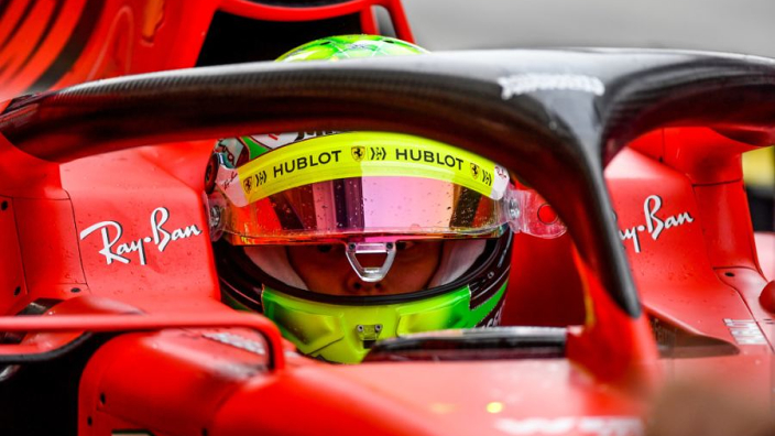 Schumacher reflects on debut F2 campaign