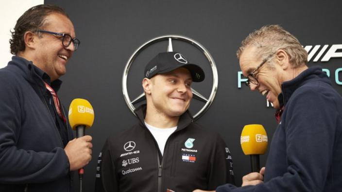 Ziggo Sport zendt live het Formule 1 Launch Event uit