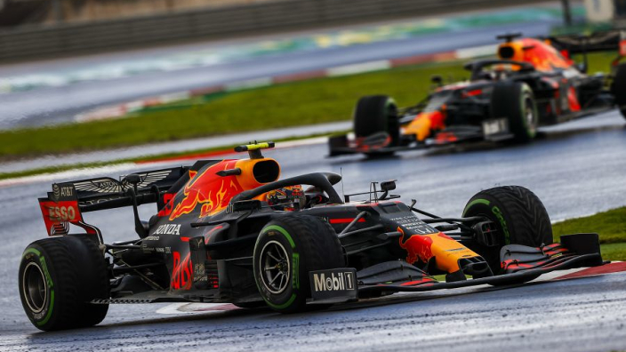 Ontwikkeling Red Bull niet in het gedrang door coronamaatregelen Groot-Brittannië