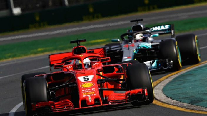 Ferrari engine better than Mercedes - Red Bull chief - GPFans com