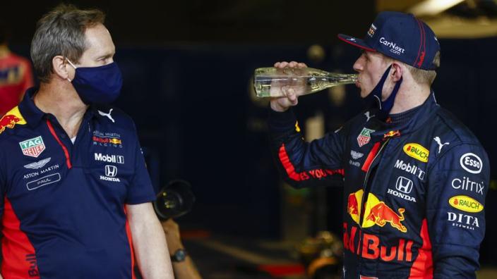 """Manager Verstappen: """"Geen spijt van keuze Red Bull boven Mercedes"""""""