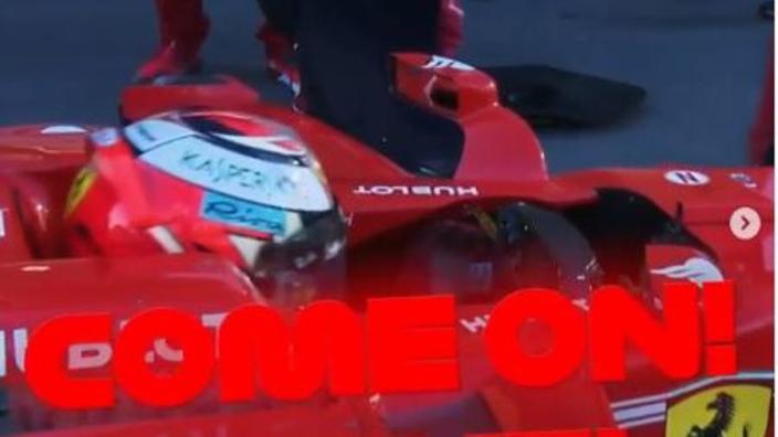 VIDÉO : Kimi Räikkönen, ses instants les plus drôles