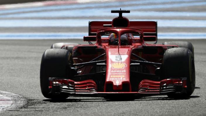 Nico Rosberg: 'Ferrari erg sterk, maar laten het liggen qua stabiliteit'