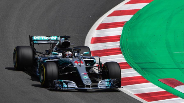 Hamilton opens lead on Vettel with dominant Barcelona victory
