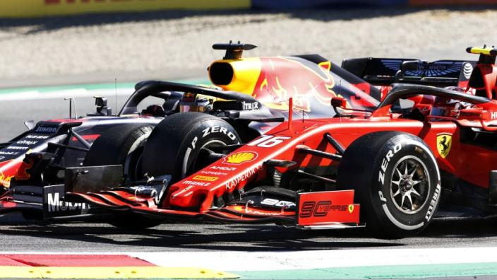 Charles Leclerc scheurt dit weekend toch door de straten van Monaco