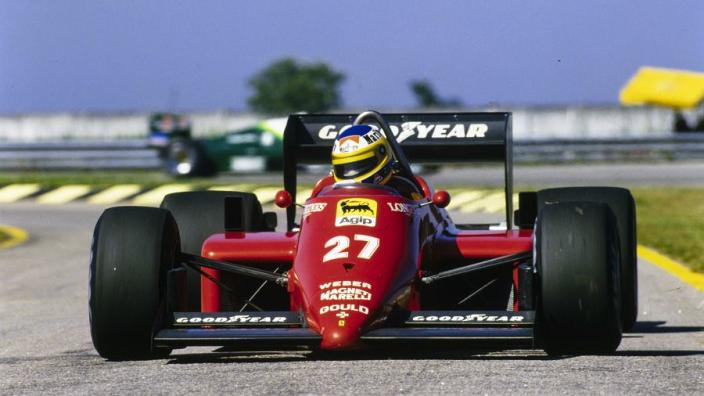 Leclerc and Sainz share Alboreto's qualities - Ferrari