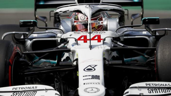 Hamilton takes Germany pole, Ferrari fall apart amid Vettel, Leclerc failures