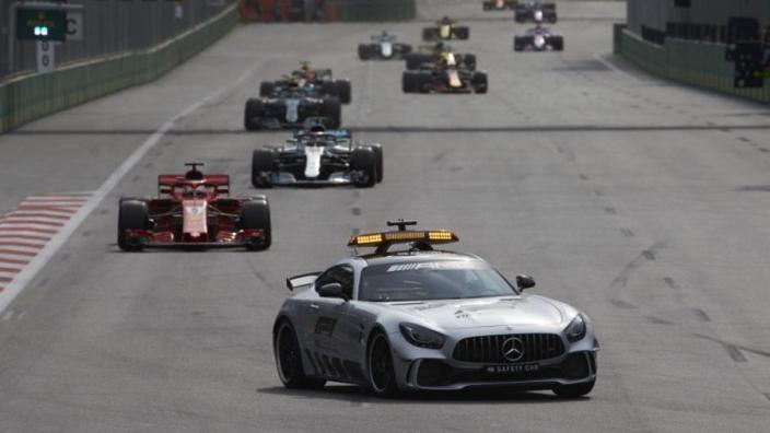 Vettel snaps back at Hamilton over Baku criticism