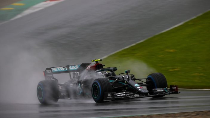 Bottas: 'Remprobleem zorgde voor gat met Hamilton in Q3'