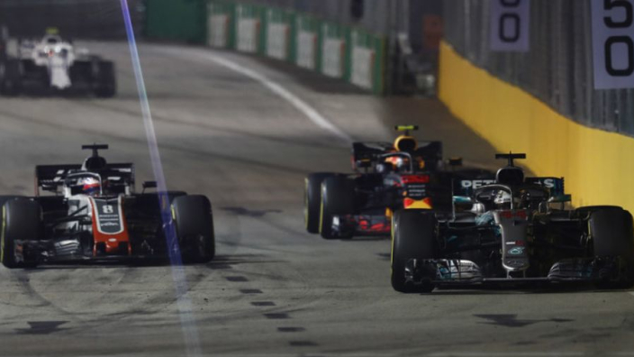 Grosjean's Singapore conduct 'one of the worst' seen in a long time