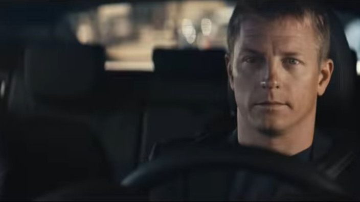 Kimi Raikkonen stars in new Alfa commercial