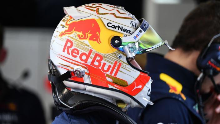 Verstappen komt met speciale helm voor Dutch GP