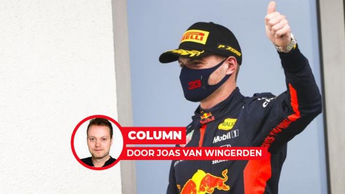 Er blijft een ontzettende kater hangen bij Verstappen en Red Bull Racing