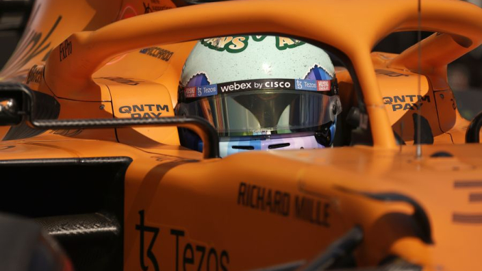 """McLaren started """"two or three steps"""" back in Hungary - Ricciardo"""