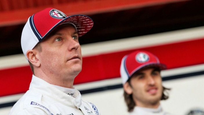Raikkonen a 'pleasure' to work with