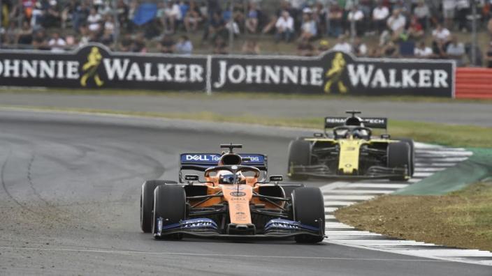 Abiteboul: 'Vreemd dat McLaren boven ons staat, want wij zijn beter'