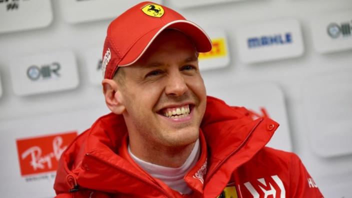 Biografie van Sebastian Vettel