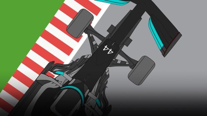 Hoe werken track limits in de Formule 1 precies?   Factchecker