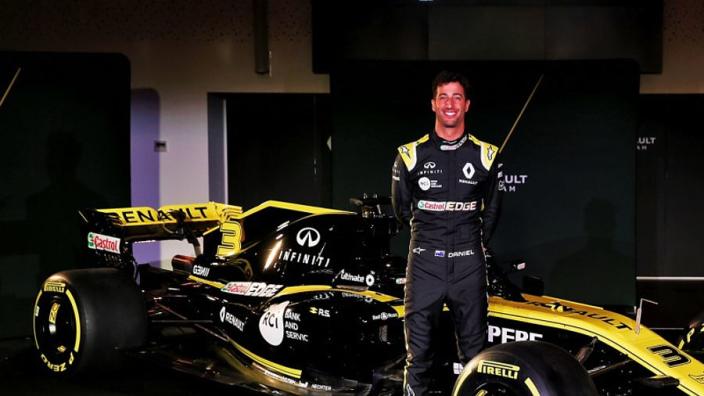 Ricciardo: I won't settle for fourth forever