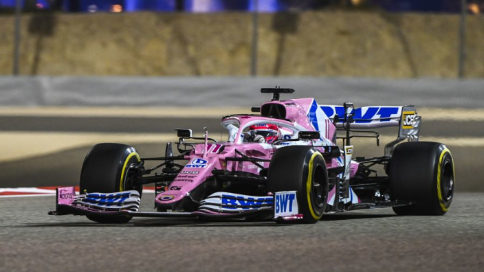 "Racing Point ""couldn't put two cars together"" ahead of Sakhir Grand Prix - Szafnauer"