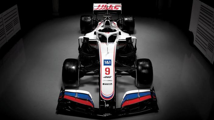 WADA start onderzoek naar 2021-livery Haas