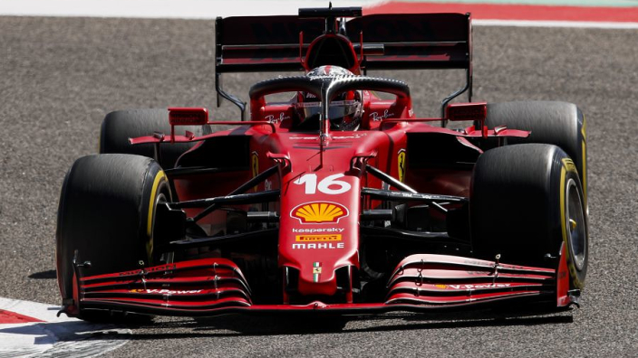 Leclerc commits to 'aggressive' racing to get Ferrari back on track