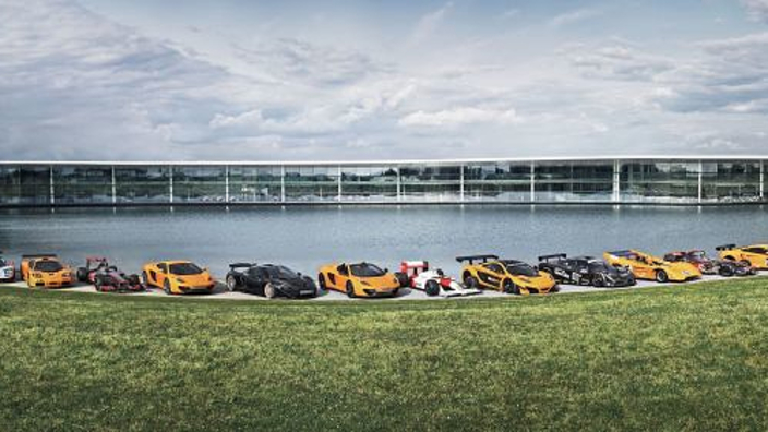 McLaren to cut 1,200 jobs across business
