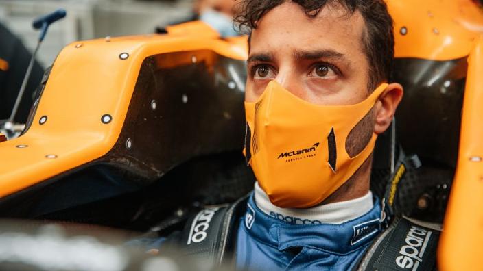 Ricciardo voerde contractbesprekingen met Ferrari
