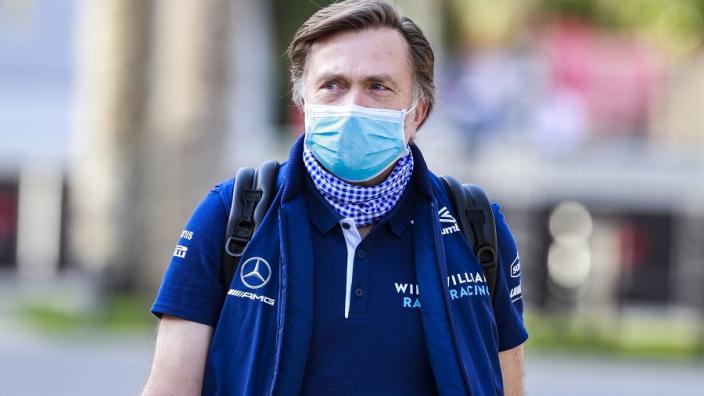 Williams lijkt voorbeeld Haas te volgen: 'Geen compromissen vanwege de auto van 2021'