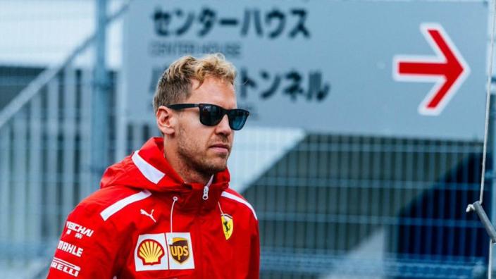 Vettel's failed Hamilton fight 'upsets' Red Bull