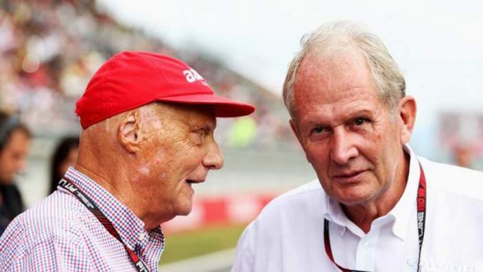 Marko geeft update over terugkeer van Niki Lauda