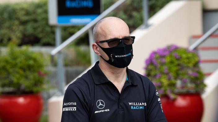 Capito to assume team principal duties as Roberts leaves Williams