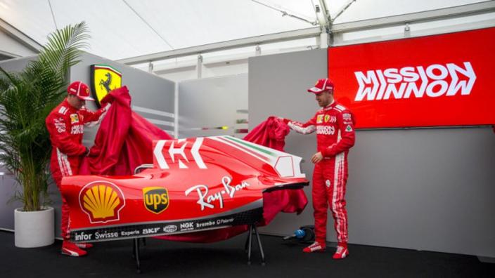 Ferrari in Australië onder vuur wegens sponsoring tabaksgigant