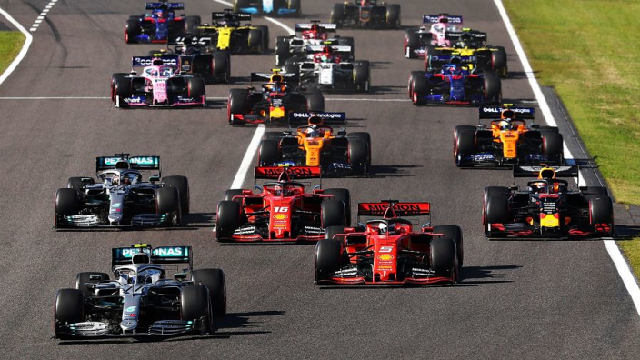 Japanese Grand Prix: Driver Ratings