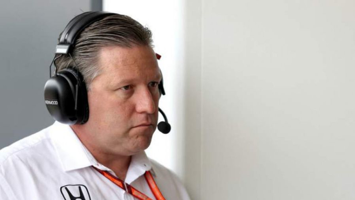 F1 too big a job for one person, says Zak Brown