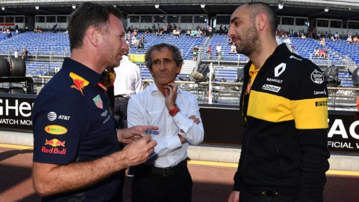 """Renault bereid Red Bull te helpen in belang van de sport: """"Onze verplichting"""""""
