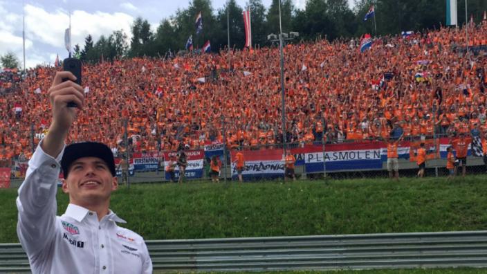 Chase Carey: 'Nederlandse fans zijn heel speciaal, Max zorgt voor extra dimensie'