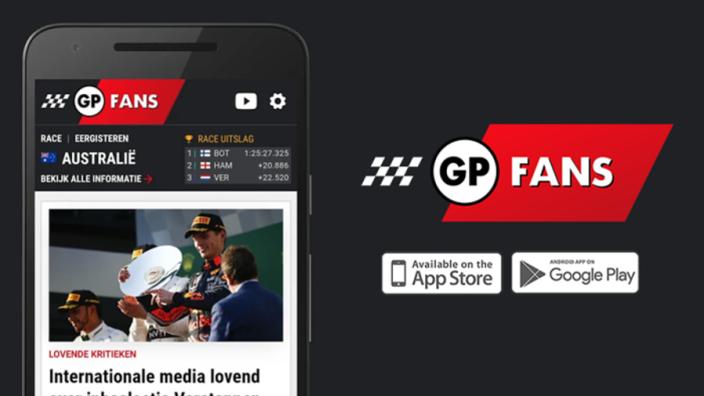 GPFans-app doorbreekt mijlpaal: meer dan 15.000 installaties