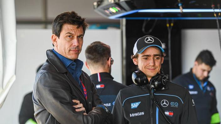 Mercedes announce Gutierrez as brand and business ambassador