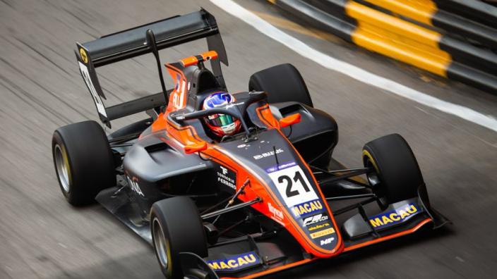 Formule 3: Verschoor wint als eerste Nederlander in Macau, schrijft geschiedenis