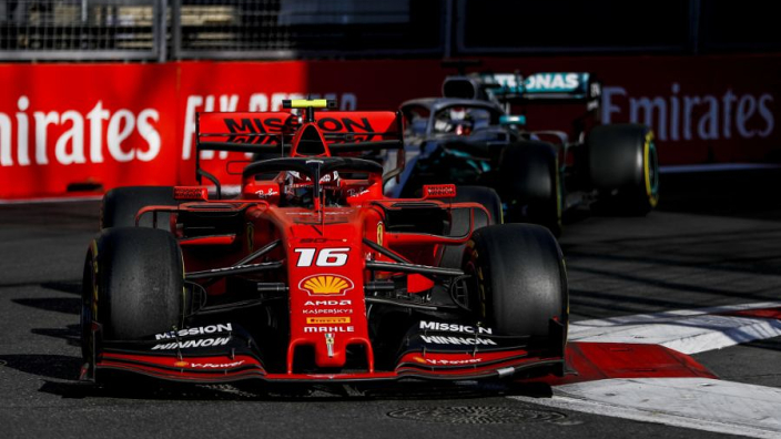 Ferrari pushing through new concepts on 2019 car